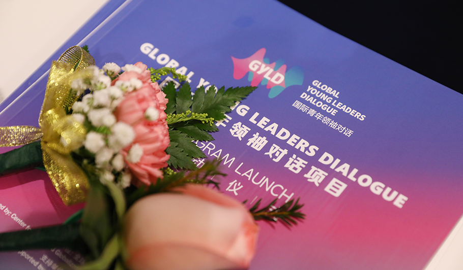 Xi Jinping replies to foreign representatives of Global Young Leaders Dialogue