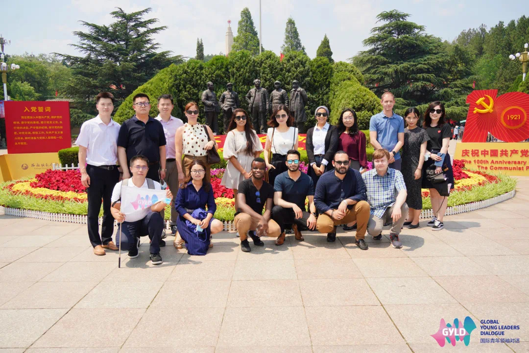 GYLD China Tour Hebei – Looking back to look forward to future